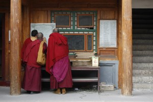 Symbolbild Tibet